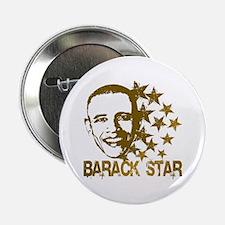 """Barack Star 2.25"""" Button"""