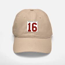 """16"" (Baseball Baseball Cap)"