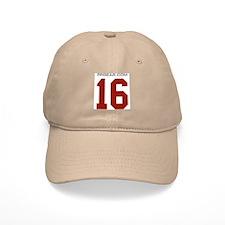 """""""16"""" (Baseball Cap)"""