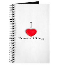 Powerlifting Journal