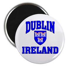 Dublin Ireland Coat of Arms Magnet