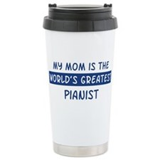 Pianist Mom Travel Mug