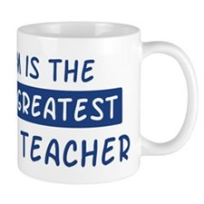 Geology Teacher Mom Mug