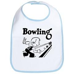 Retro Bowling Bib