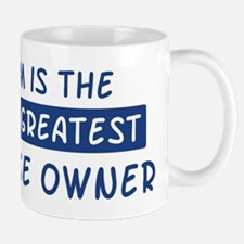 Franchise Owner Mom Mug