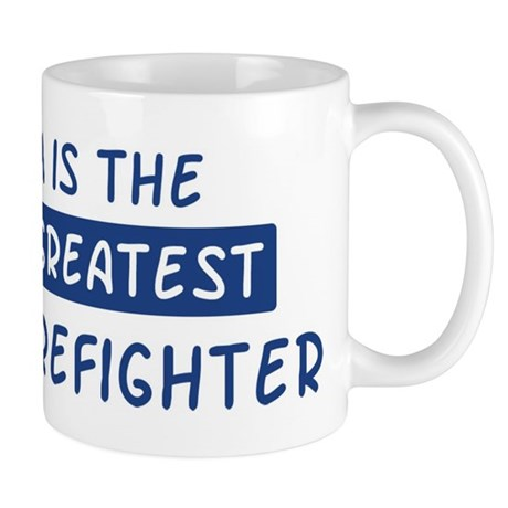 Forest Firefighter Mom Mug