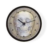Wall clock skull Wall Clocks