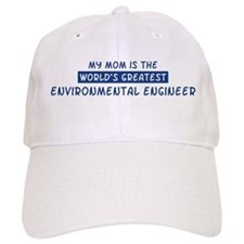 Environmental Engineer Mom Baseball Cap