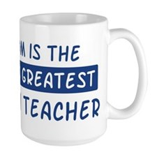 English Teacher Mom Mug