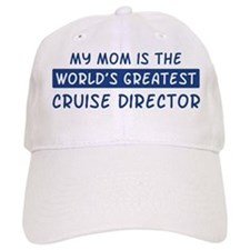 Cruise Director Mom Baseball Cap