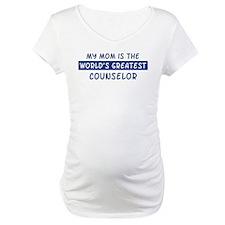 Counselor Mom Shirt