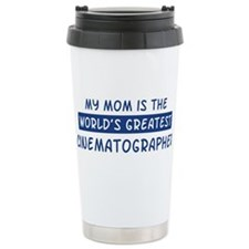 Cinematographer Mom Travel Coffee Mug