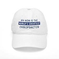 Chiropractor Mom Baseball Cap