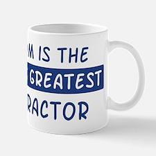Contractor Mom Mug