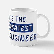 Chemical Engineer Mom Mug