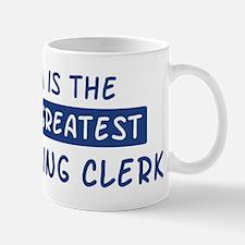 Bookkeeping Clerk Mom Mug