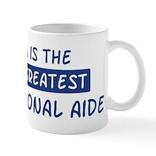 Congressional Aide Mom Mug