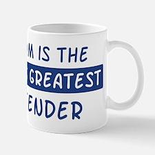 Bartender Mom Mug