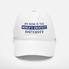 Bartender Mom Baseball Baseball Cap
