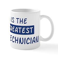 Avionics Technician Mom Mug