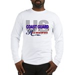 US Coast Guard Husband Long Sleeve T-Shirt