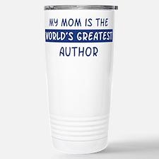 Author Mom Travel Mug