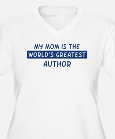 Author Mom T-Shirt