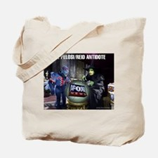 Political Art Montage Tote Bag