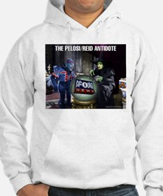 Political Art Montage Hoodie