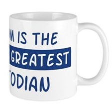 Custodian Mom Mug