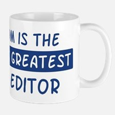 Copy Editor Mom Mug