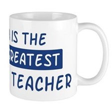 1st Grade Teacher Mom Mug