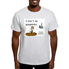 Quagmires Ash Grey T-Shirt