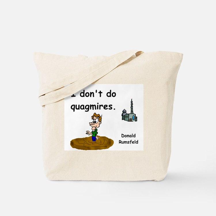 Quagmires Tote Bag