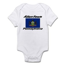 Allentown Pennsylvania Infant Bodysuit