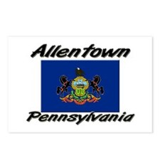 Allentown Pennsylvania Postcards (Package of 8)
