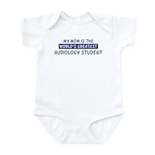 Audiology Student Mom Infant Bodysuit