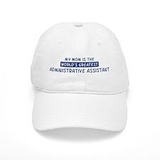 Administrative Assistant Mom Baseball Cap