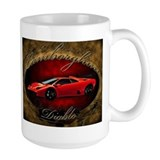 Lamborghini Large Mugs (15 oz)