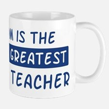 Botany Teacher Mom Mug
