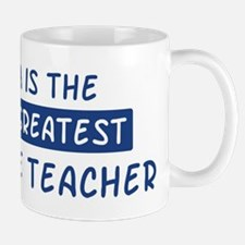 3rd Grade Teacher Mom Mug