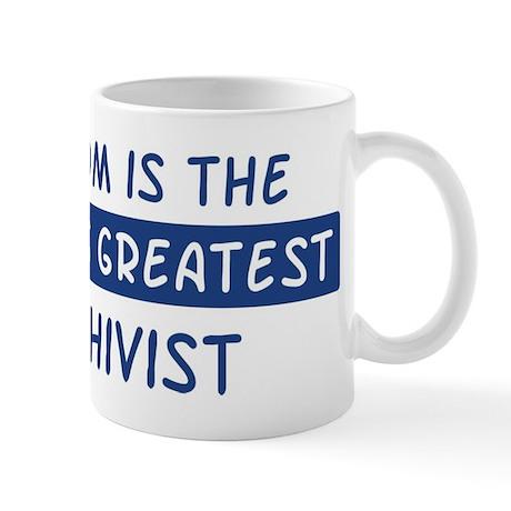 Archivist Mom Mug
