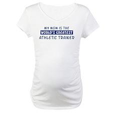Athletic Trainer Mom Shirt