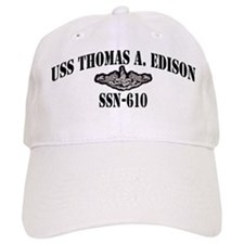USS THOMAS A. EDISON Baseball Cap