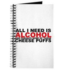 All I Need is Alcohol Journal