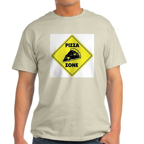 Pizza Zone Light T-Shirt