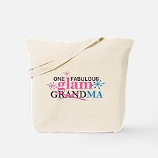 Glam Grandma Tote Bag
