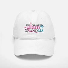 Glam Grandma Baseball Baseball Cap
