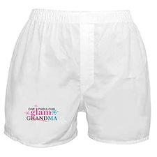 Glam Grandma Boxer Shorts