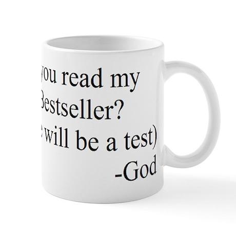God's bestseller Mug